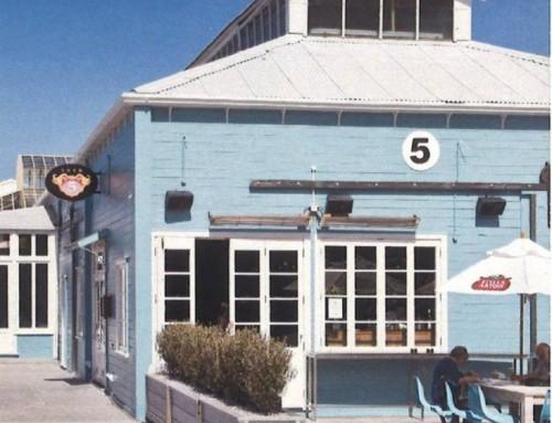 Shed 5 Wellington City