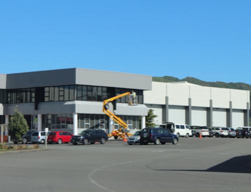 MG Marketing Wellington Branch Upgrade